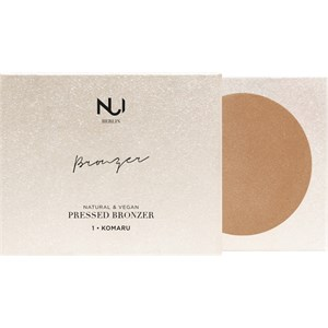 NUI Cosmetics - Teint - Natural Pressed Bronzer
