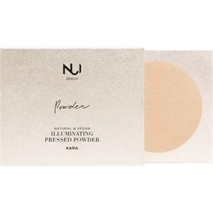 NUI Berlin - Teint - lluminating Pressed Powder