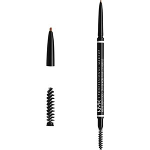 NYX Professional Makeup - Augenbrauen - Micro Brow Pencil