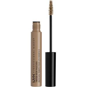 NYX Professional Makeup - Augenbrauen - Tinted Brow Mascara