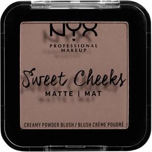 NYX Professional Makeup - Blush - Sweet Cheeks Creamy Powder Blush Matte