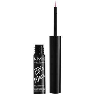 NYX Professional Makeup - Eyeliner - Epic Wear Metallic Liquid Liner
