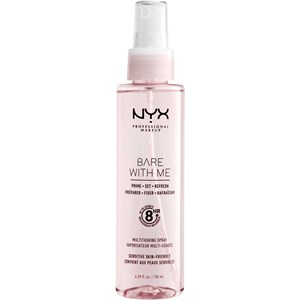 NYX Professional Makeup - Foundation - Bare With Me Prime Set Refresh Spray