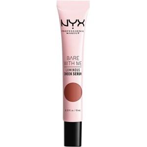 NYX Professional Makeup - Foundation - Bare With Me Shroombiotic Luminous Cheek Serum