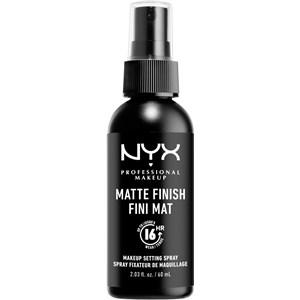 NYX Professional Makeup - Foundation - Matte Finish Long Lasting Setting Spray