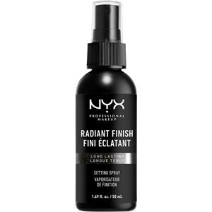 NYX Professional Makeup - Foundation - Radiant Finish Setting Spray