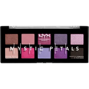 NYX Professional Makeup - Lidschatten - Midnight Orchid Mystic Petals Shadow Palette