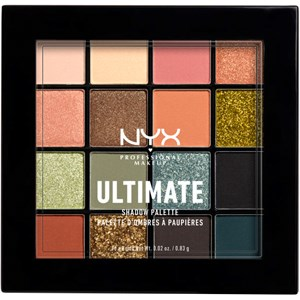NYX Professional Makeup - Eye Shadow - Ultimate Shadow Palette Utopia No.16