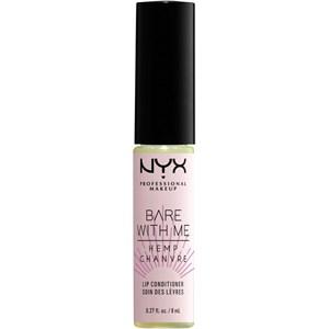 NYX Professional Makeup - Lippenstift - Bare With Me Cannabis Oil Lip Conditioner