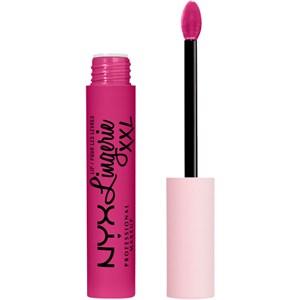 NYX Professional Makeup - Lipstick - Lip Lingerie XXL