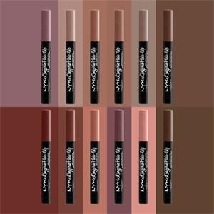NYX Professional Makeup - Lippenstift - Push-Up Long-Lasting Lipstick