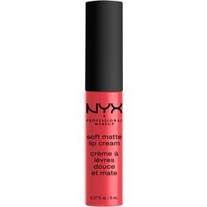 NYX Professional Makeup - Lippenstift - Soft Matte Lip Cream