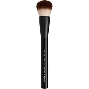 NYX Professional Makeup - Pinsel - Pro Multi Purpose Buffing Brush