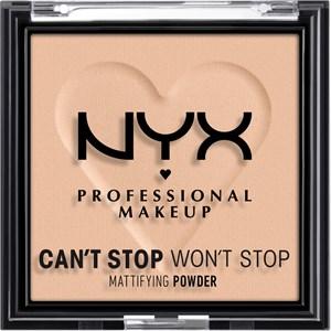 NYX Professional Makeup - Powder - Can't Stop Won't Stop Mattifying Powder