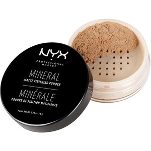 NYX Professional Makeup - Puder - Mineral Finishing Powder