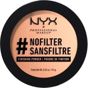 NYX Professional Makeup - Puder - #NoFilter Finishing Powder