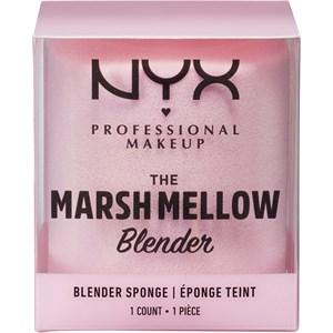 NYX Professional Makeup - Zubehör - Marsh Mallow Smooth Blender