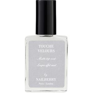 Nailberry - Nail care - Touche Velours Matte Top Coat