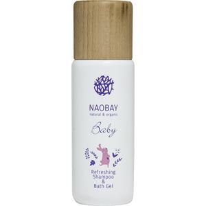 Vorschaubild von Naobay Pflege Babypflege Refreshing Shampoo and Bath Gel 200 ml