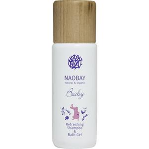 Naobay - Babypflege - Refreshing Shampoo and Bath Gel