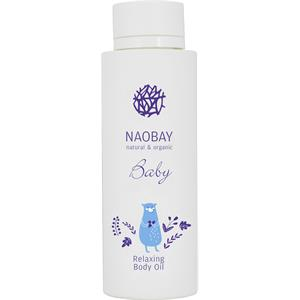 Naobay - Babypflege - Relaxing Body Oil