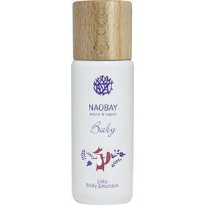 Vorschaubild von Naobay Pflege Babypflege Silky Body Emulsion 200 ml