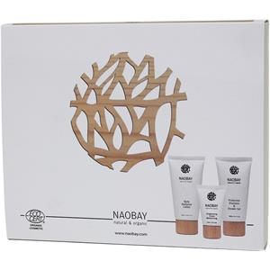 Naobay - Gesichtspflege - Body & Face Care Travel Kit