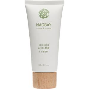 Naobay - Facial care - Equilibria Gel To Milk Cleanser