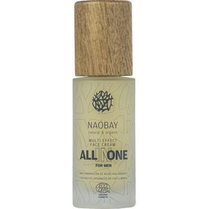 Naobay - Herrenpflege - All In One For Men Multi Effect Face Cream