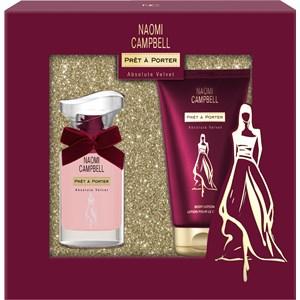 Naomi Campbell - Absolute Velvet - Geschenkset