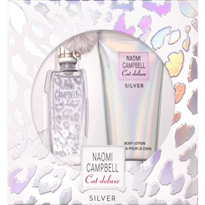Naomi Campbell - Cat Deluxe - Silver Set de regalo