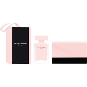 Image of Narciso Rodriguez Damendüfte for her Eau de Parfum Spray + Mini Pouch 50 ml