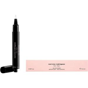 Narciso Rodriguez - for her - Eau de Toilette Perfume Pen