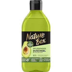 Nature Box - Duschpflege - Mit Avocado-Öl Mit Avocado-Duft  Duschgel
