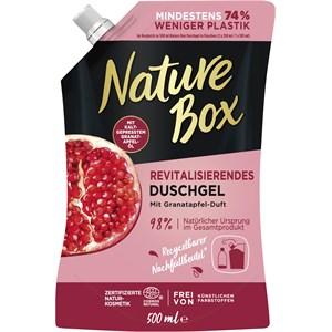 Nature Box - Shower care - Revitalising shower gel refill