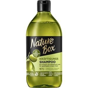 Nature Box - Shampoo - Kräftigungs Mit Oliven-Öl Shampoo