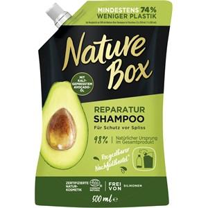 Nature Box - Shampoo - Repair shampoo with avocado oil refill