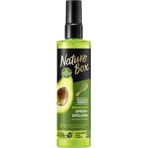 Nature Box - Spülung - Mit Avocado-Öl Sprüh-Spülung