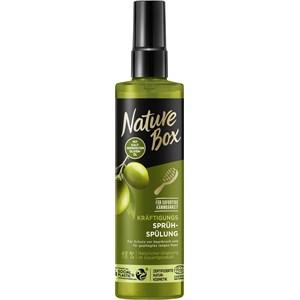 Nature Box - Conditioner - Sprüh-Spülung