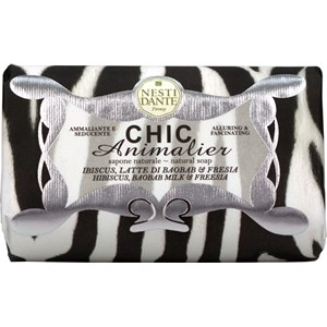 Nesti Dante Firenze - Chic Animalier - White Soap