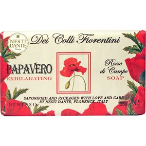 village-pflege-seifen-dei-colli-fiorentiniseife-poppy-mohn-250-g, 4.95 EUR @ parfumdreams-die-parfumerie