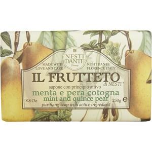 nesti-dante-firenze-pflege-seifen-il-fruttetto-seife-mint-quince-par-250-g