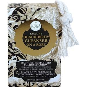 Nesti Dante Firenze - Luxury - Black Cleanser-Rope