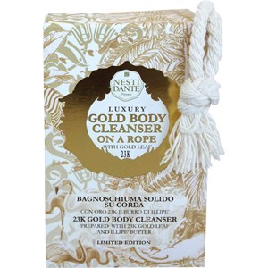 Nesti Dante Firenze - Luxury - Gold Cleanser-Rope