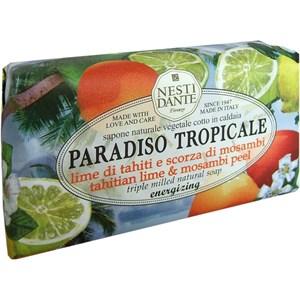 Nesti Dante Firenze - Paradiso Tropicale - Tahitian Lime & Mosambi Peel Soap