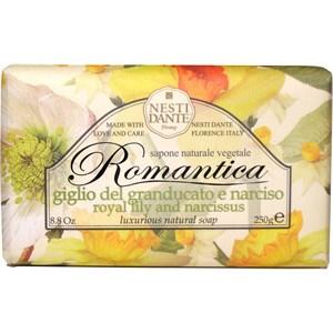Nesti Dante Firenze - Romantica - Lilie & Narzisse Soap