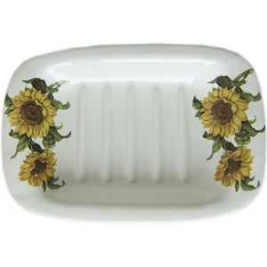 Nesti Dante Firenze - Seifenschale - Sunflower Soap Dish