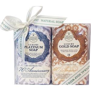 nesti-dante-firenze-pflege-seifen-70-anniversary-twin-set-platinum-gold-soap-1-stk-