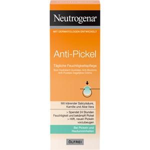 Neutrogena - Moisturizer - Anti-spot Daily Moisturiser