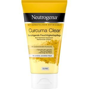 Neutrogena - Moisturizer - Curcuma Clear